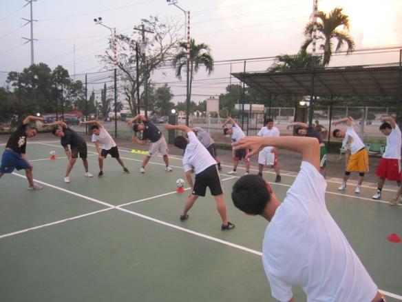 Futsal Clinic in Bataan
