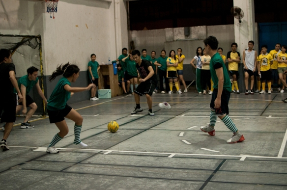 Futsal Tournament for SGV and Co.