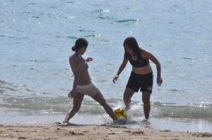 Beach Football 1