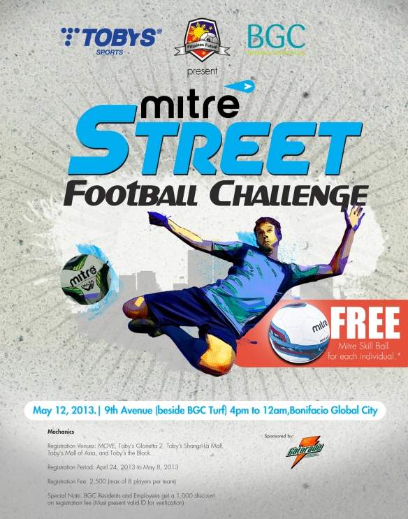 Mitre Street Poster 2