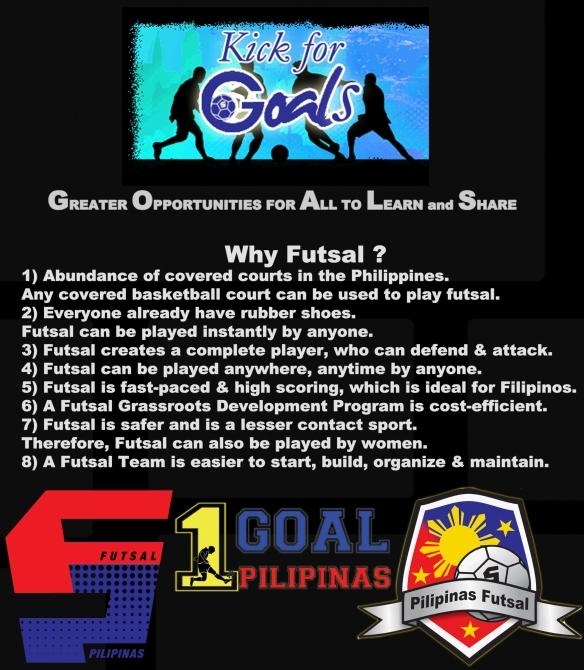 why Futsal