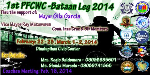 PFCWC Bataan