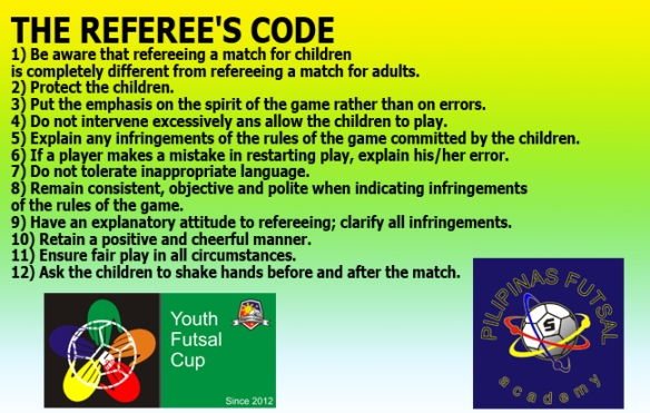 Referees Code