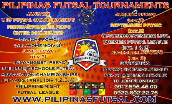 PFA Tournament Banner