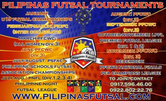 PFA Tournament Banner