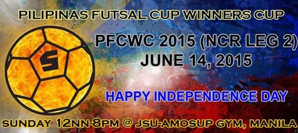 PFCWC 2015 JUNE 14