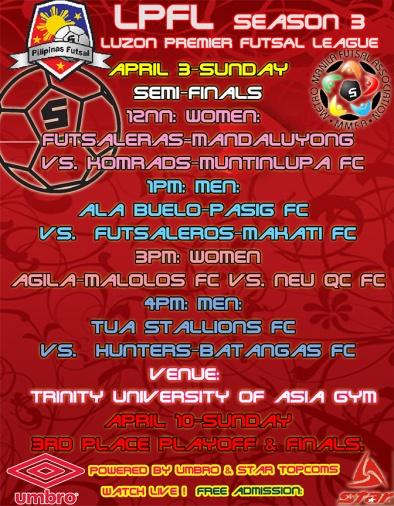 LPFL April 3